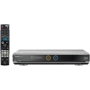 SHARP(シャープ)AQUOS(アクオス)ブルーレイディスクレコーダー HDD1TB BD-HDW40 - 拡大画像