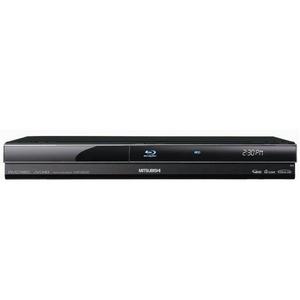 MITSUBISHI(三菱)REAL(リアル)デジタルハイビジョンチューナー搭載ブルーレイディスクレコーダー HDD500GB DVR-BZ230 - 拡大画像