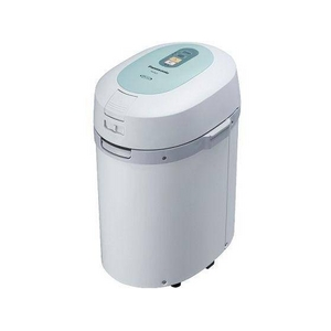 Panasonic(パナソニック)家庭用生ごみ処理機 グリーン MS-N23-G - 拡大画像