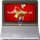 TOSHIBA(東芝) ノートパソコン dynabook(ダイナブック) Windows7搭載 PAUX23KNUBR サテンブラウン - 縮小画像1