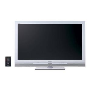SONY BRAVIA(ブラビア) ソニー(ソニー) デジタルハイビジョン液晶テレビ V5シリーズ 46V型 ホワイト KDL-46V5/W - 拡大画像