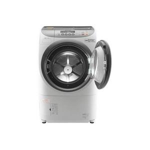 PANASONIC パナソニック(パナソニック) 9.0kg ドラム式洗濯乾燥機【右開き】クリスタルホワイトジェットDancing NA-V1600R-W - 拡大画像