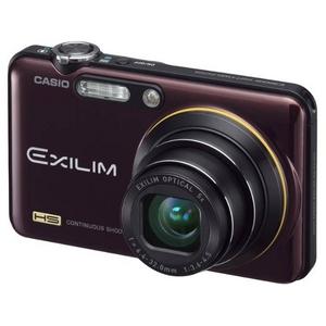 CASIO(カシオ) デジタルカメラ HI-SPEED EXILIM EX-FC150RD レッド  - 拡大画像