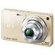 SONY(ソニー) デジタルカメラ Cybershot DSC-W350-N ゴールド - 縮小画像1