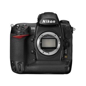 Nikon(ニコン) デジタル一眼レフカメラ D3 ボディ(レンズ別売り) - 拡大画像