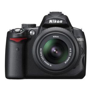 Nikon(ニコン) デジタル一眼レフカメラ D5000 ダブルズームキット - 拡大画像
