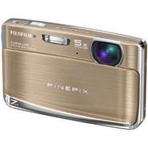 FUJIFILM FX-Z70BR FinePix Z70 ブロンズ (デジタルカメラ) - 拡大画像