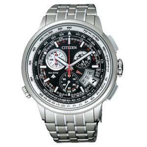 CITIZEN(シチズン) メンズ 腕時計 PROMASTER(プロマスター) PMD56-3021 【電波時計】 - 拡大画像