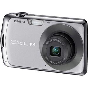 CASIO EX-Z330-SR (デジタルカメラ) - 拡大画像