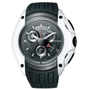 CITIZEN(シチズン) メンズ 腕時計 DOME(ドーム) BY0030-04E 【電波時計】 - 拡大画像