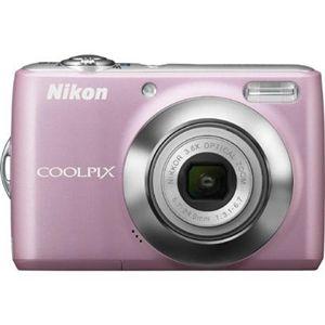 Nikon(ニコン) デジタルカメラ COOLPIX L21-PK  - 拡大画像