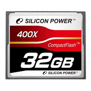 Silicon Power(シリコンパワー) コンパクトフラッシュ 32GB SP032GBCFC400V10 - 拡大画像