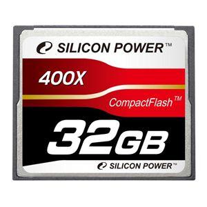 Silicon Power(シリコンパワー) コンパクトフラッシュ 32GB SP032GBCFC400V10 - 拡大画像