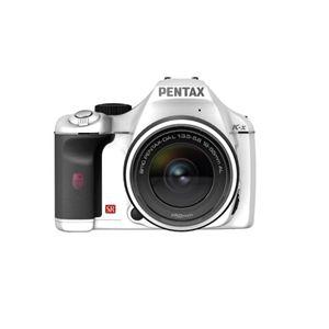 PENTAX K-x レンズキット ホワイト (デジタル一眼レフカメラ) - 拡大画像
