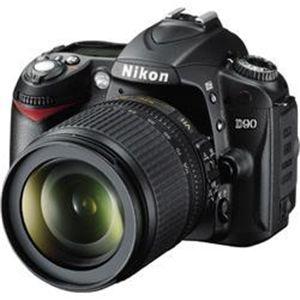 Nikon(ニコン) デジタル一眼レフカメラ D90 AF-S DX 18-105G VR レンズキット - 拡大画像