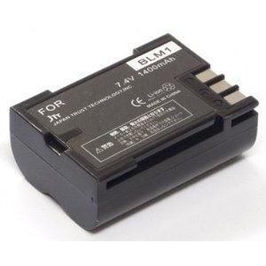 JTT OLYMPUS用デジタルカメラBLM-1互換バッテリー MBH-BLM-1 - 拡大画像
