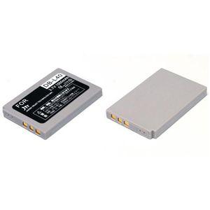 JTT SANYO用デジタルカメラDB-L40互換バッテリー MBH-DB-L40 - 拡大画像