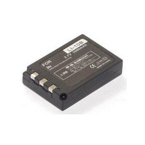 JTT OLYMPUS用デジタルカメラLi-10B互換バッテリー MBH-Li-10B - 拡大画像