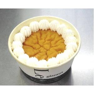 半熟カステラ生クリーム付 50gカップ×6個セット - 拡大画像