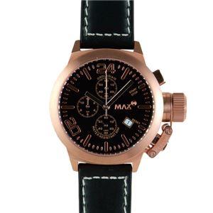 MAX XL WATCHES(マックスエックスエルウォッチ) 5-MAX 383 42mm Face 腕時計 - 拡大画像