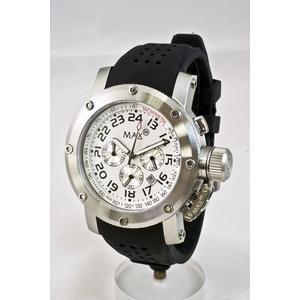 サーファー・ダンサーに大人気!デカ厚腕時計 MAX XL WATCHES(マックスエックスエルウォッチ) 5-MAX422 - 拡大画像