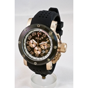 サーファー・ダンサーに大人気!デカ厚腕時計 MAX XL WATCHES(マックスエックスエルウォッチ) 5-MAX425 - 拡大画像