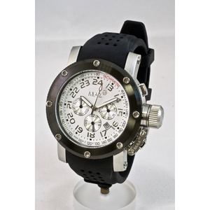 サーファー・ダンサーに大人気!デカ厚腕時計 MAX XL WATCHES(マックスエックスエルウォッチ) 5-MAX426 - 拡大画像