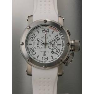 サーファー・ダンサーに大人気!デカ厚腕時計 MAX XL WATCHES(マックスエックスエルウォッチ) 5-MAX451 - 拡大画像