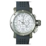 MAX XL WATCHES(マックスエックスエルウォッチ) ラバーベルト腕時計 5-MAX518 47ミリ グレー