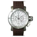 MAX XL WATCHES(マックスエックスエルウォッチ) ラバーベルト腕時計 5-MAX516 47ミリ ブラウン