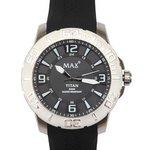 【雑誌OCEANS 2015年1月号同モデル】MAX XL WATCHES(マックスエックスエルウォッチ)5-MAX 604 (2013 New Model 52mm)