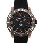 【雑誌OCEANS 2015年1月号同モデル】MAX XL WATCHES(マックスエックスエルウォッチ)5-MAX609(2013 New Model 52mm)