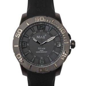 【雑誌OCEANS 2015年1月号同モデル】MAX XL WATCHES(マックスエックスエルウォッチ)5-MAX610(2013 New Model 52mm) - 拡大画像