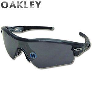 OAKLEY(オークリー)  09-671 RADAR PATH レーダー パス Crystal Black - 拡大画像