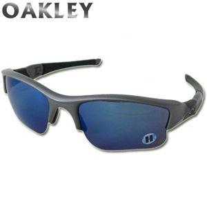 OAKLEY(オークリー)  03-916 FLAK JACKET XLJ フラックジャケット Dark Grey  - 拡大画像