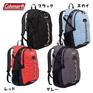 Coleman(コールマン) トレイル 25 CBB9081 ブラック - 拡大画像