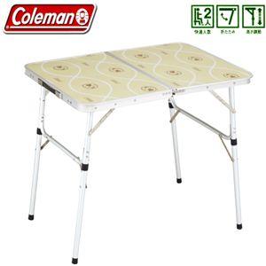 Coleman(コールマン) スリム二折テーブル 170-7636 - 拡大画像