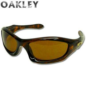 OAKLEY(オークリー) 05-013 MONSTER DOGS モンスタードッグ Brown Tortoise - 拡大画像