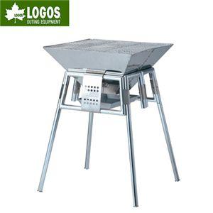 LOGOS(ロゴス) ピラミッドグリル篝火 XL 81064005 - 拡大画像