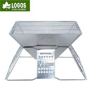 LOGOS(ロゴス) ピラミッドグリル XL 81064001 - 拡大画像