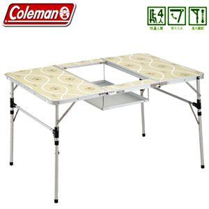 Coleman(コールマン) スリム三折BBQテーブル 170-7637 - 拡大画像