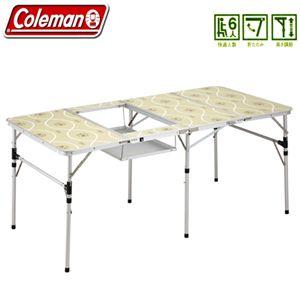 Coleman(コールマン) スリム四折BBQテーブル 170-7638 - 拡大画像