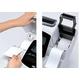 東芝テック レジスター MA-600-5 【ホワイト】 × レジロール紙(感熱紙) 20巻セット - 縮小画像3