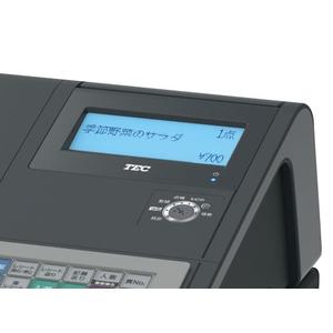 東芝テックレジスターFS-700B ブラック