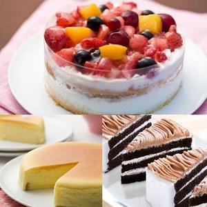 モンドセレクション金賞受賞!!ケーキ食べ放題セット - 拡大画像