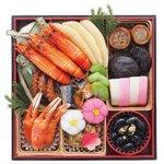【12月10日で受付終了】京都・大原三千院の里「初春おせち」(6寸二段重)