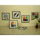 右脳を刺激する色の敷き詰めパズル「ジオピタ4色」スタンダード版 - 縮小画像5