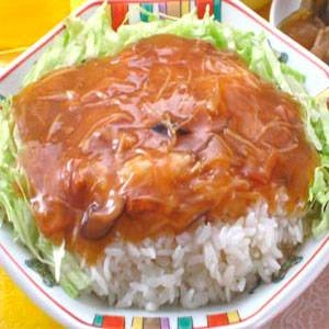 とろ〜り贅沢【ふかひれ具だくさん丼】6食セット 日本製(純国産) - 拡大画像