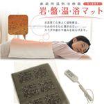 ツカモトエイム 家庭用温熱治療器 岩盤温浴マット T-501 (家庭用温熱治療器)