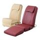 スライヴ 家庭用コンパクト電気マッサージチェア(座椅子タイプ) くつろぎ指定席 CHD3201 ベージュ - 縮小画像1